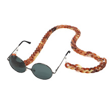 Men Eyewear Accessories Acrylic Eyeglass Chain Anti-slip