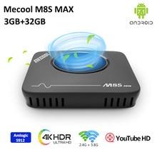 Mecool M8S Amlogic S912 Android Tv Box 3
