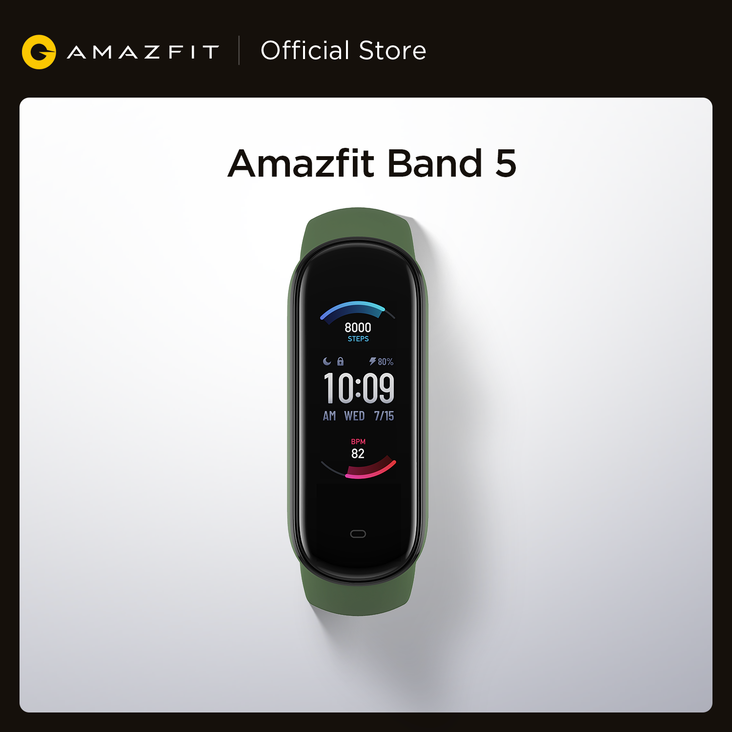 Global Version Amazfit Band 5 All day Heart Rate 25 Days Battery Life 11 Sport Mode Sleep Tracking Blood Oxygen Measure In Stock|Smart Wristbands| - AliExpress