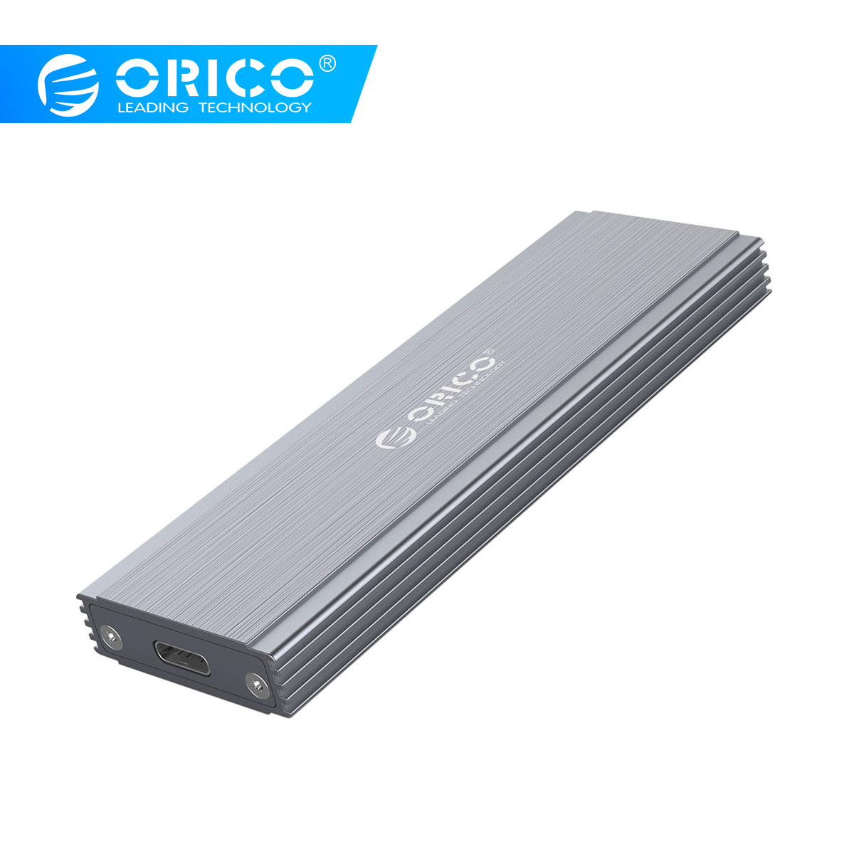 ORICO NGFF M.2 SSD Enclosure M2 SSD Case USB3.1 Type-C 5Gbps Support 2TB Capacity SSD Case For Windows/Mac/Linux
