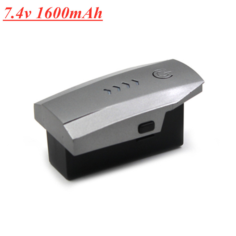 Origianl Lithium Battery 7 4V 1600mAh for SG907 Drone RC Helicopter Spare Parts 7 4v 2s