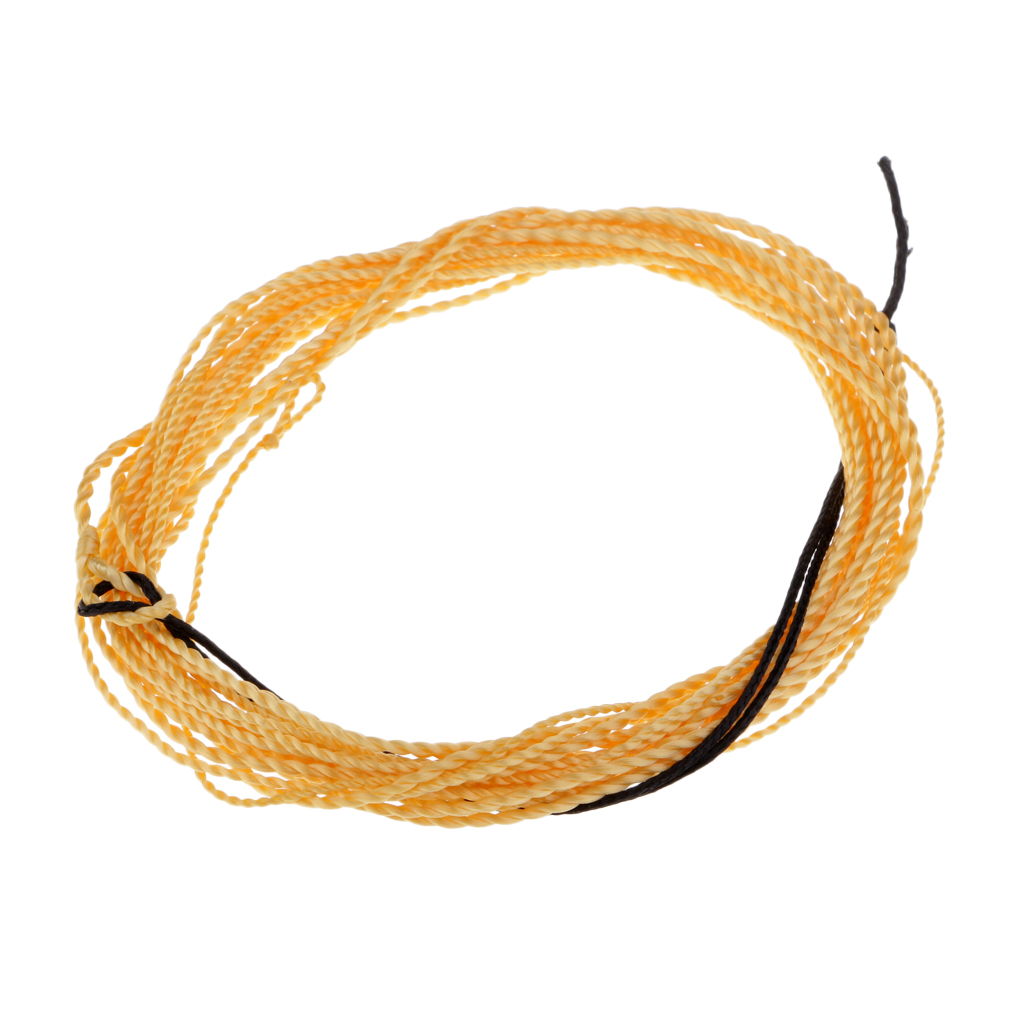 Tenkara Fly Fishing Line 11ft/335cm Tenkara Tapered Line Leader Braided Line For Saltwater Or Freshwater