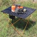 Стол для пикника ультра-легкий из алюминиевого сплава открытый кемпинг водонепроницаемый