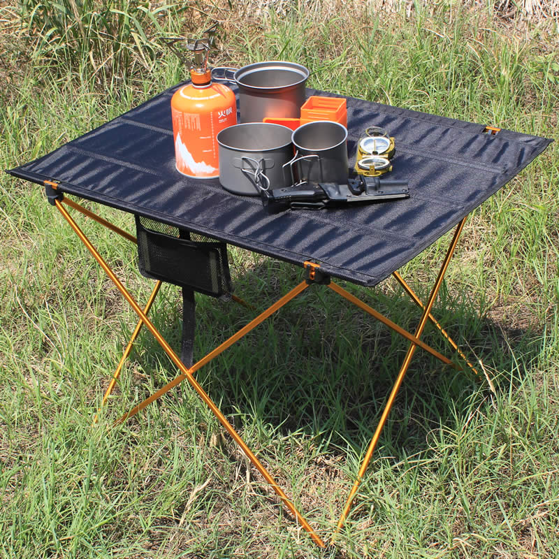 Picnic Table Ultra-Light Aluminum-Alloy Outdoor Camping Waterproof