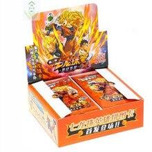 Original Dragon Saiya 30 packs/Box TCG Game Cards Table Toys For Family Children Christmas Gift