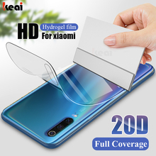 20D Back Hydrogel Film For Xiaomi Redmi Note 8 7 Pro Screen Protector For Redmi K20 Pro 8 8A Note 5 6 10 Soft Film Not Glass