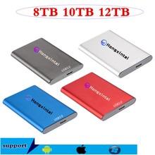 External hard disk 2.5 mobile hard disk external high-definition 12tb 10tb 8tb storage usb3.0 notebook desktop SSD