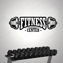 Fitness Center Wall Decal Gym Vinyl WALL  Sticker Healthy Lifestyle Home decor removable wall art mural HJ305 gym fitness wall sticker motivational quote vinyl art decal removable home room decor