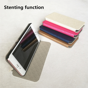 Super Thin Fashion Egyptian Texture Flip Cover PU Leather Cases for ASUS ZenFone 3 ZE552KL 5.5 inch Phone Case image