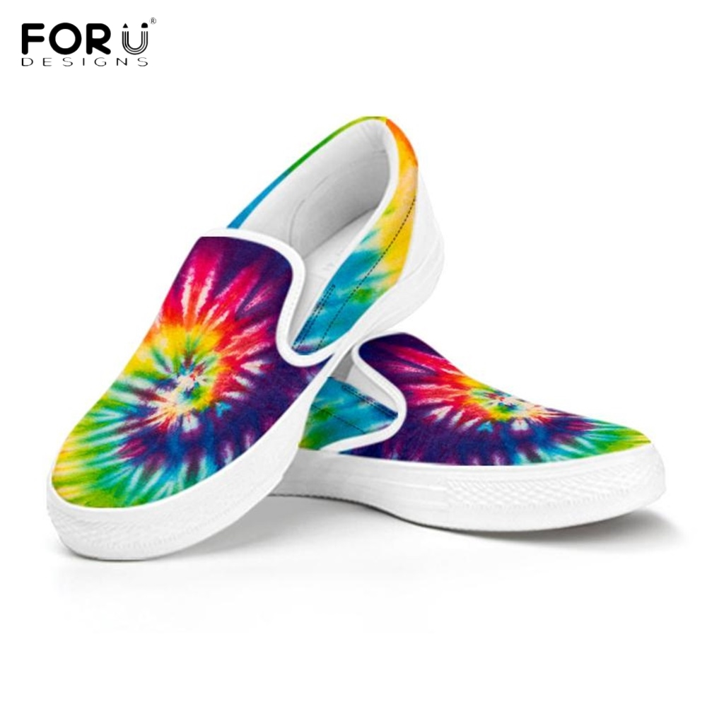 Colorful Art Casual Shoes