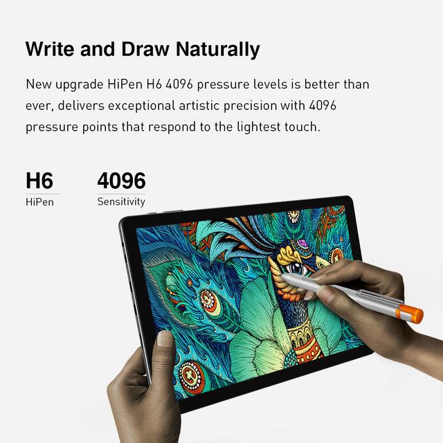 CHUWI Hi10 X NEW Version 10.1″ 1920*1200 IPS Screen Intel Celeron N4100 Quad Core 6GB 128GB Windows Tablets PC 2.4G/5G Wifi