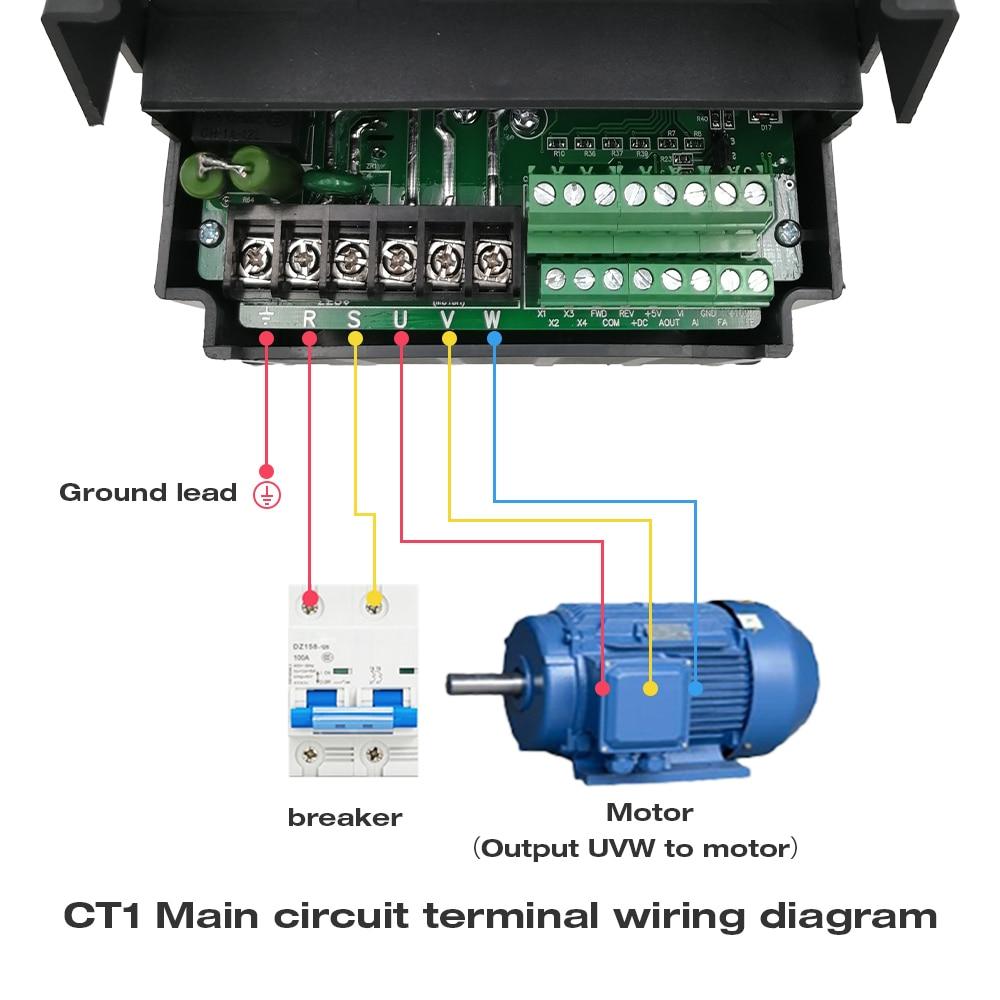 CT1接线图
