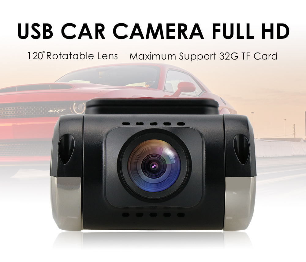 Car DVR Digital Video Recorder Front USB Camera CMOS HD For Android 7.1 Android 8.0 Android 8.1 Android 9.0 Car DVD Players