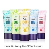 Holika Holika Petit Bb Cream 30Ml Perfecte Cc Cream Foundation Concealer Naakt Base Gezicht Whitening Makeup Primer Korea Cosmetica