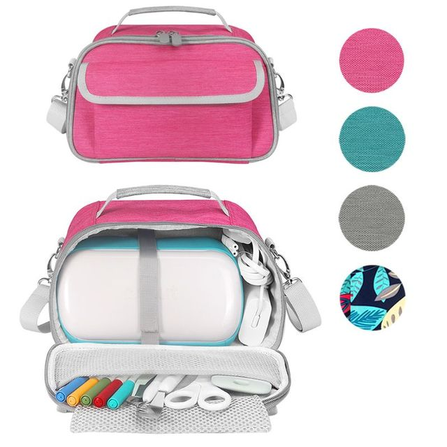 حقائب السفر المحمولة مع جيوب حمل حافظة صندوق تخزين Shulder حقيبة ل الكريكيت الفرح آلة الملحقات