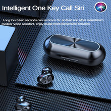 B5 Wireless Bluetooth 5.0 Headset Binaural Call He