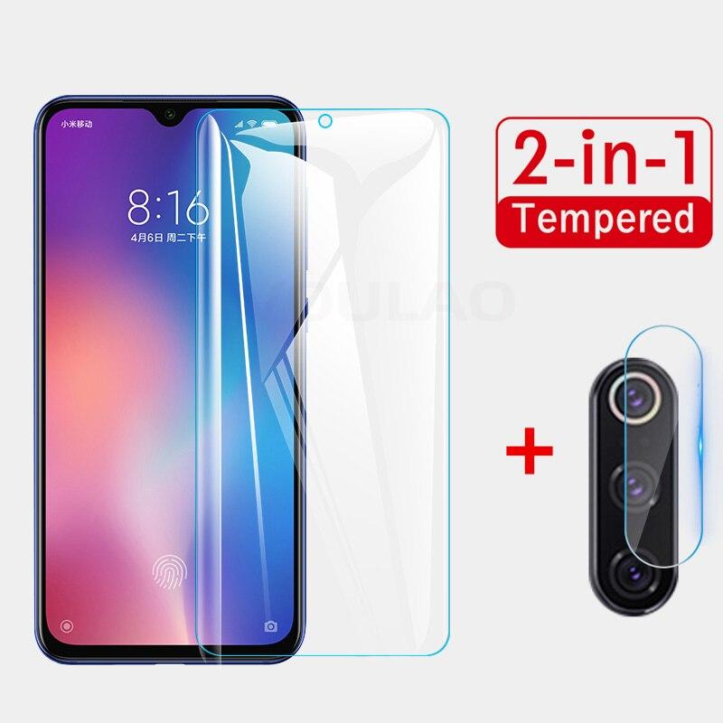 9D Tempered Glass For Xiaomi Mi 9T Mi A3 Camera Lens Screen Protector Glass For Xiaomi Mi 9T Pro Mi 9 8 Se Lite Protective Glass
