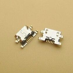 10 шт., micro mini USB разъем, разъем для зарядки, док-станция, штекер, 5 контактов, для Homtom HT10 Doogee X20 X30