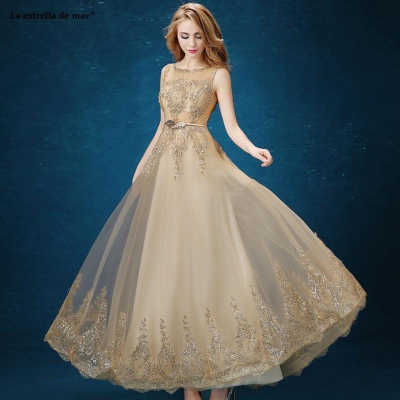 Vestito Cerimonia Donna New Lace Pearl Royal Blue Gold Turquoise Red Bridesmaid Dress Long Graduation Dress Abito Da Damigella