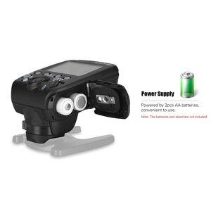 Image 4 - YONGNUO YN560 TX PRO 2.4G On camera Flash Trigger Wireless Transmitter for Canon DSLR Camera YN862/YN968/YN200/YN560 Speedlite