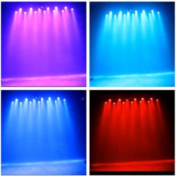 AUCD Mini 36W Rot Grün Blau LED PAR Lampe DMX Disco Ball Scheinwerfer DJ RGB Hochzeit Party Zeigen Bühne Spot Strobe Lichter LE-Par36