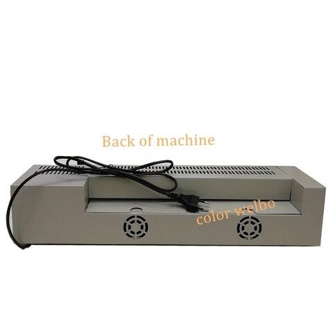 laminado maquina de estratificacao filme plastico thermo