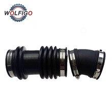 WOLFIGO – tuyau de résonateur dadmission dair, coude de conduit de démarrage pour Infiniti FX35 2003 – 2008, 16576CG000 16576 CG000