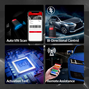 Image 5 - Thinkcar Thinkdiag New 4.0 Version Full Software 1 Year Free Update Full OBD2 Code Reader Bluetooth Android IOS Scanner Tool