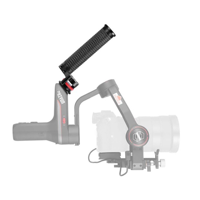 For Zhiyun Weebill S Grip Hand Grip with 1/4 Screw Hole Gimbal Accessories for Zhiyun Weebill S Gimbal Accessories