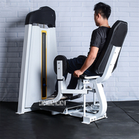 1661 Commercial Gymnasium Outer Thigh Abductor Machine Seated Thigh Outside Inside Muscle Integrated Trainer Fitness Equipment