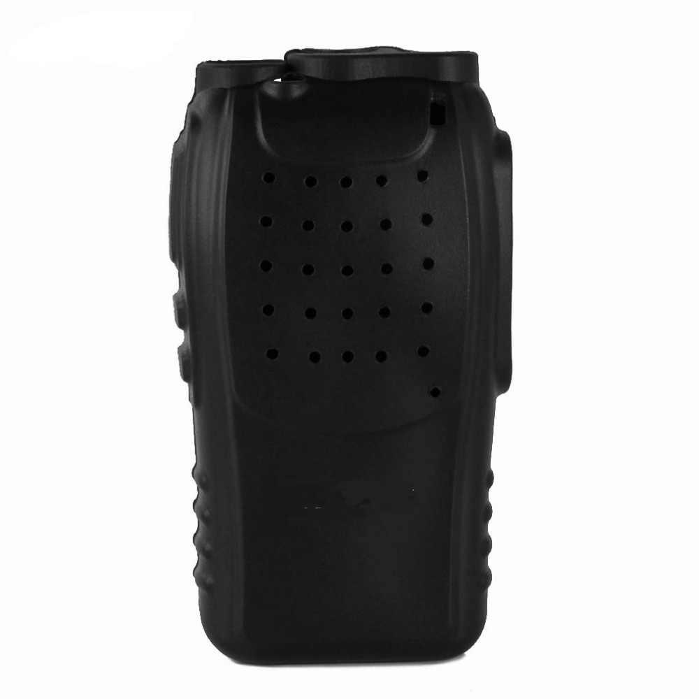 Handheld Zachte Siliconen Case Bescherming Siliconen Cover Voor Baofeng BF-888S 888S H777 H-777 Twee Manier Radio Walkie Talkie