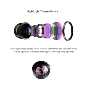 Image 2 - APEXEL HD 2x Telephoto Portrait Lens Professional Mobile Phone Camera Telephoto Lens for iPhone Samsung Android SmartphoneS
