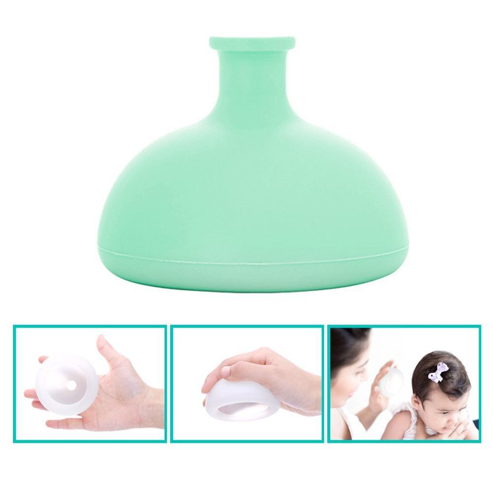 Cute Rabbit Silicone Sputum Cup Patting Kids Elder Back Massage Phlegm Burp Tool New