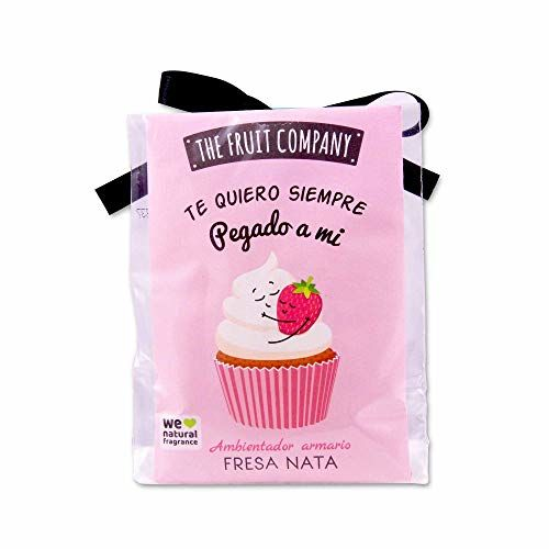 The Fruit Company Amb Fruit Bolsa Armario Fresa Nata Unidad 100 Ml