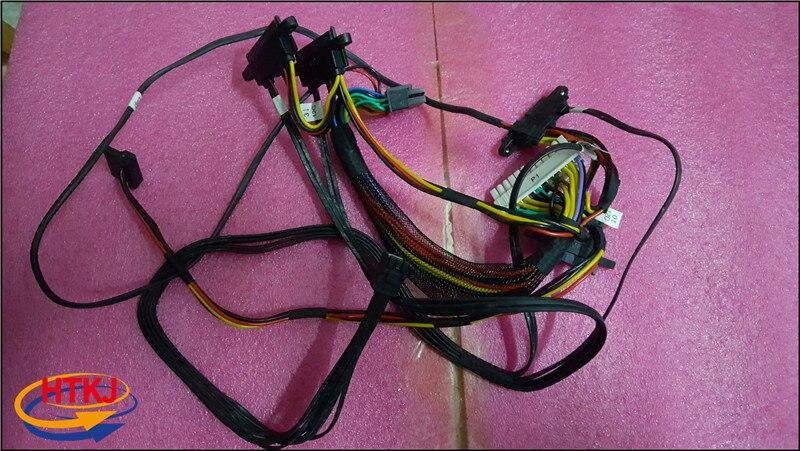 Original pour DELL pour poste de travail T7910 carte mère SATA tableau carte SAS câble d'alimentation cordon D8W7G 0D8W7G entièrement testé - 3