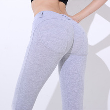 NORMOV Leggings For Women Low Waist Push Up Jeggings Casual Fitness Sexy Pants Bodybuilding Clothing Leggins Feminina
