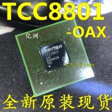 5PCS ~ 50 יח\חבילה TCC8801 OAX TCC8801 BGA חדש לגמרי