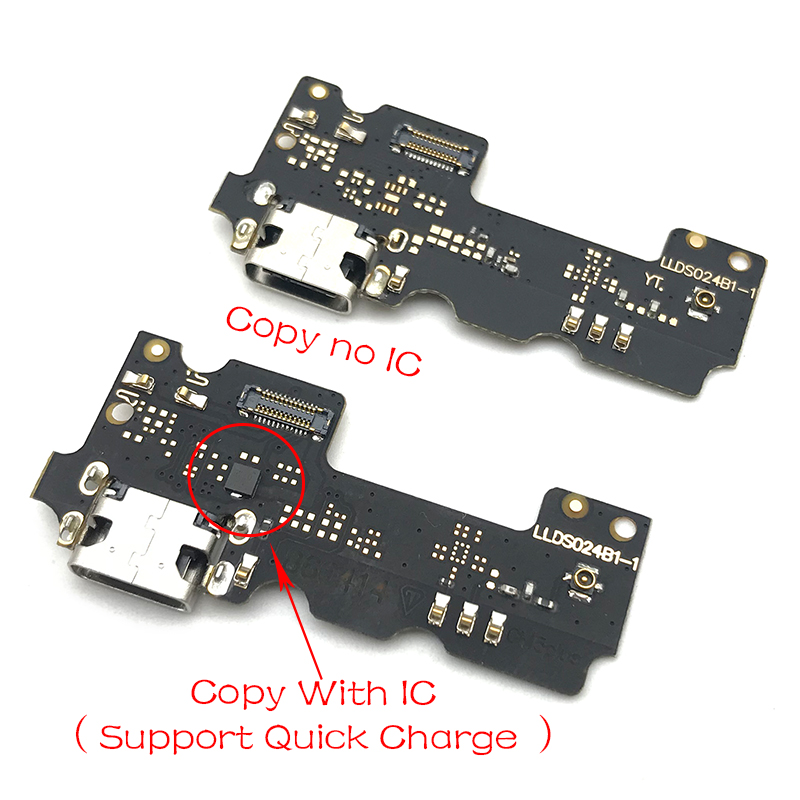 New For Gionee General Mobil GM5 GM 5 Plus Port USB Charging Port Dock Connector Flex Cable