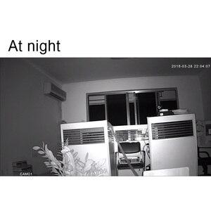 Image 5 - 5mp hd ahd 카메라 hd 야외 방수 1080 p 4mp 고화질 cctv 보안 감시 적외선 야간 투시경 홈 카메라
