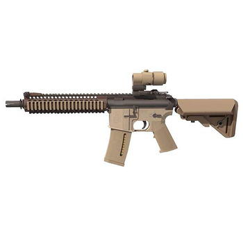 1:1 MK18 Assault Rifle Model DIY 3D Paper Card Model Building Sets Construction Toys Educational Toys Military Model 1