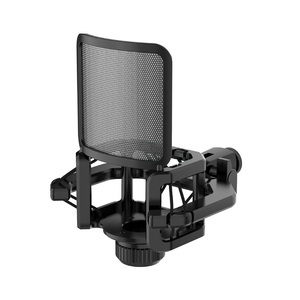 Image 5 - Professional Anti Vibration Shock Mount For Microphones With Filter Screen With blowout guard