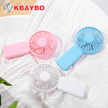 KBAYBO USB Mini  Fan Cool Air Conditioner Protable Desk Cooler with 7 Spiral Blades for Laptop Desktop Computer