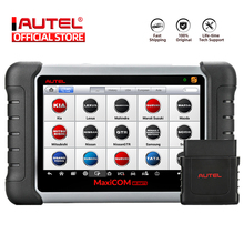 Autel MaxiCOM MK808TS OBD2 skaner Bluetooth Automotivo skaner diagnostyczny samochodu OBD 2 programowania czujnik TPMS PK MK808 MP808TS
