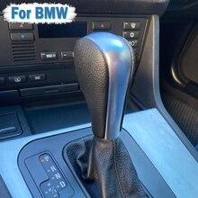 Auto Auto Styling Automatische Voertuigen Pookknop Stick Fit Voor Bmw E46 E60 E39 E83 E53 E61 3 5 7 X Serie Zwart/Zilver/Carbon