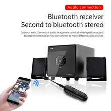 Wireless Adapter Bluetooth Transmitter Bluetooth Receiver 3.5mm Receptor For Car Audio Speakers Kit TV Speaker Earphone Phone(China)