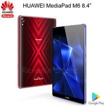 """기존 화웨이 Mediapad M6 터보 8.4 """"태블릿 6GB RAM 128GB ROM 기린 980 옥타 코어 안드로이드 9.0 게임 태블릿 6100mAh2560x1600"""