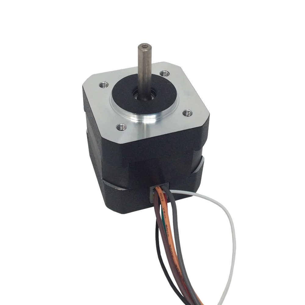 Couple élevé 26/25W sans brosse 3 phases petit moteur BLDC diamètre 42mm BLDC DC 24V moteur électrique sans brosse 4000/5000 tr/min moteur à courant continu