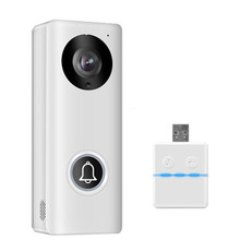 2MP 1080P Wireless WIFI Doorbell Support RJ45 POE Intercom V