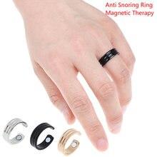 1 шт кольцо против храпа из титанового сплава для акупрессуры