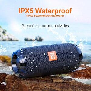 Bluetooth Speaker Portable Outdoor Speakers Subwoofer Soundbar Waterproof Bluetooth wireless Caixa De SomSports